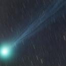 Comet Lovejoy,                                meteoritehunterjim