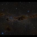 LDN1392 - LDN1412. Rarely imaged dark nebulosity in Camelopardalis,                                Göran Nilsson