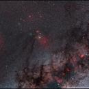 Milky way widefield,                                Diego Cartes
