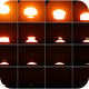 Double Green Flash + mirage (sunset sequence),                                Łukasz Sujka