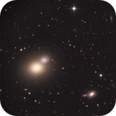 M59,M60,NGC4638,NGC 4647,                                Станция Албирео