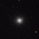 Great Globular Cluster in Hercules (M13),                                Gregg