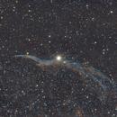 NGC 6960- Veil Nebula (west),                                Terrance