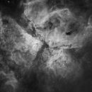 Carina Nebula in H-alpha,                                Ignacio Diaz Bobillo