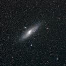 Andromeda Galaxy wide field,                                MrPhoton