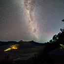 Mount Bromo Milky Way,                                Paolo Demaria
