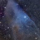 Blue Horsehead Nebula,                                Landon Boehm