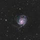 Pinwheel Galaxy, M101,                                KIJJA JEARWATTANA...