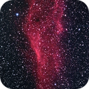 California Nebula,                                LakeFX