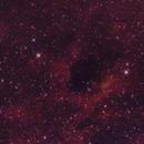 Barnard-343 Dark Nebula,                                Carles Zerbst