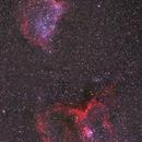 IC1805 & IC1848 two frames mosaic,                                Hata Sung