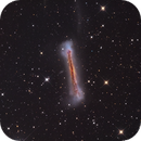 NGC 3628 First light AG Optical Systems Observatory,                                Ola Skarpen SkyEyE
