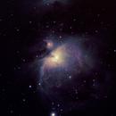 M42 Orionnebel,                                Andreas Daus