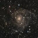 "IC 342 (Caldwell 5) ""The hidden galaxy"",                                Doc_HighCo"