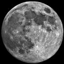 Moon Panorama (Mosaic with 24 Frames),                                Frank Breslawski