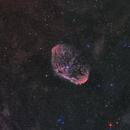NGC 6888, The Crescent Nebula,                                Kathy Walker