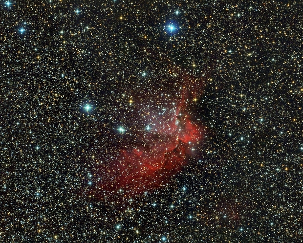 NGC 7380,                                Ruslan
