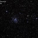 NGC 3766 - Aglomerado da Pérola,                                Valdinei S. Camargo