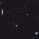 Owl Nebula (M97) and Surfboard Galaxy (M108),                                Xplode