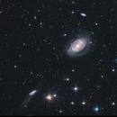 NGC 4725,                                Enrique Arce