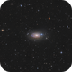 M63. - Sunflower Galaxy,                                Peter Folkesson