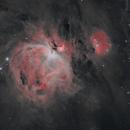 The Orion Nebula,                                404timc