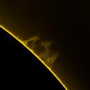 Solar prominence 2020_05_02,                                Richard