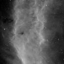 California Nebula Ha,                                Nik Chmiel