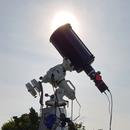 My Solar Eclipse 2021-06-10,                                Michael Timm
