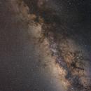Milky Way's Dark Rift,                                Gabriel R. Santos (grsotnas)