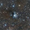 NGC 7129,                                Aggrophobia