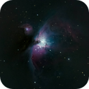 The Great Nebula In Orion (M42) (My First DSO!),                                estabrook