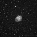Nebulosa Granchio,                                Edoardo Perenich
