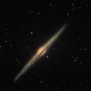 NGC4565 - LRGB,                                Andreas Dietz