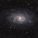 M33 Triangulum Galaxy LRVB,                                Jocelyn Podmilsak