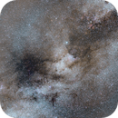 NGC 7000 Tryptic,                                spacetimepictures