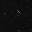 NGC4565 wide field,                                Станция Албирео