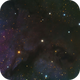 IC348 Cluster & B3 B4 Dark Nebulae,                                Jerry Macon