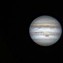 Jupiter, 25/03/2017,                                Marco Gulino