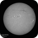 Full solar disc 21 June 2015,                                Andy Devey