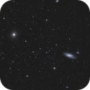 M 89 and M 90,                                Robin Clark - EAA imager