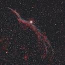 C34  The Western Veil Nebula,                                Jay P Swiglo