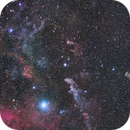 Witchhead Nebula and Neighbour,                                Marukawa
