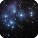 The Pleiades (M45),                                Chuck's Astrophotography