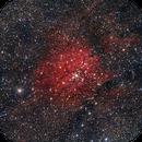 NGC 6820/6823,                                Carlo Rocchi