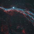 Veil nebula,                                Ricardo Pereira