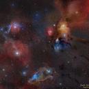 The Surprise Nebula,                                Rogelio Bernal Andreo