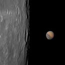 Moon, Mars, Jupiter and Saturn in 2020,                                Ecleido Azevedo