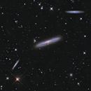 NGC 4216 and surroundings,                                Mike Carroll