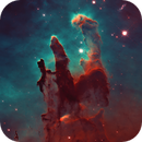 Pillars of Creation | HLA,                                Lukas Šalkauskas